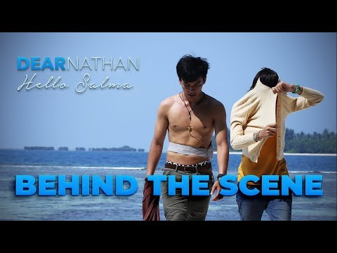 Full behind the scene dear nathan hello salma