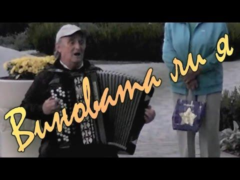 Виновата ли я (русская народная песня из репертуара Надежды Кадышевой). Концерт «Песни под баян»