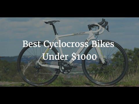 Best cyclocross bike under $1000 – 2017