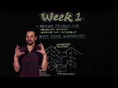 Permaculture Design Course Week 1 Overview