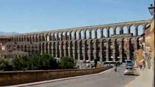 preview picture of video 'Segovia   España- Espagne - Spain'