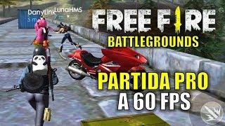 ¡PARTIDA PRO A 60 FPS! GARENA: FREE FIRE
