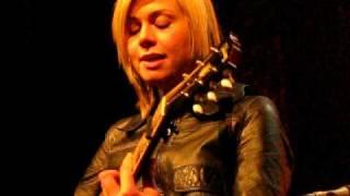 """Anna Ternheim - """"Summer rain"""" (live Paris 2009)"""
