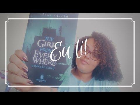 EU LI | The Girl from Everywhere