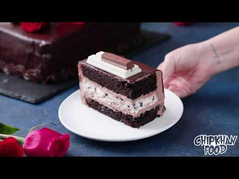 How to Make Piano Cake