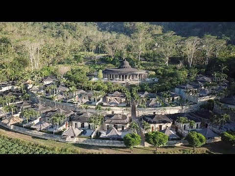 Amanjiwo: Most STUNNING Resort Of Java, Indonesia (full Tour)