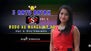 TERBARU 3 Ratu Batak Vol 5 - Ro Do Au Mangalap Ho (Official Music Video )