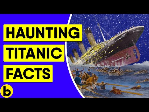 17 Interesting & True Facts About The Titanic
