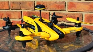 RISE Vusion 250 Extreme FPV Race Drone - Modular RTF FPV Quadcopter Unboxing - TheRcSaylors