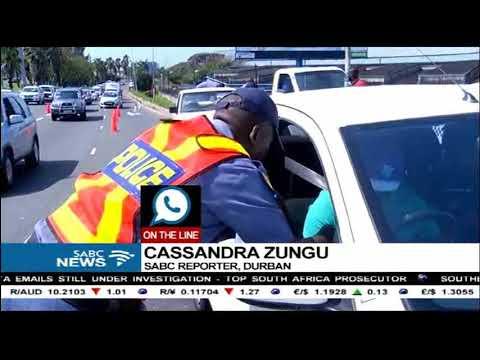 Tensions in Umlazi ahead of a hijacker's funeral: Cassandra Zungu