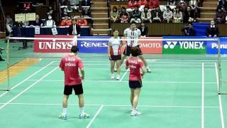 「美しいにも程がある潮田玲子」全日本総合2011決勝その1