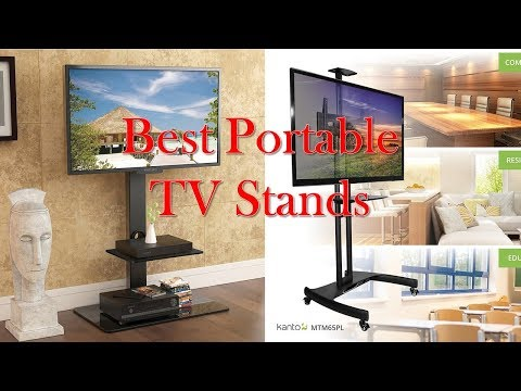 Top 8 Best Portable TV Stands 2018 Mp3