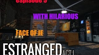 Estranged Act 1 episode 3 (with HIALRIOUS FACE OF JE!