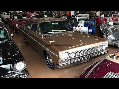 1966 Plymouth Belvedere for Sale - CC-1001969