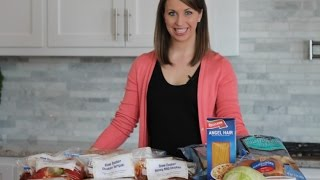 Aldi Freezer Meal Plan | 10 Meals In Under 30 Minutes