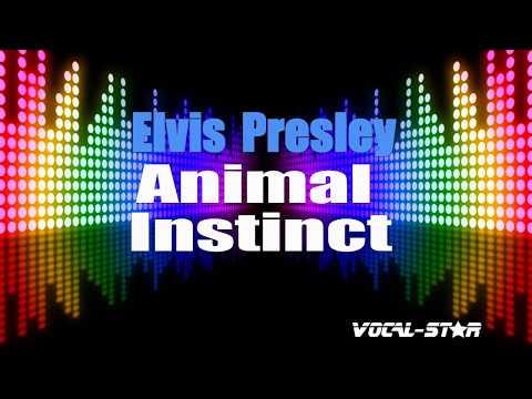 Elvis Presley - Animal Instinct (Karaoke Version) with Lyrics HD Vocal-Star Karaoke