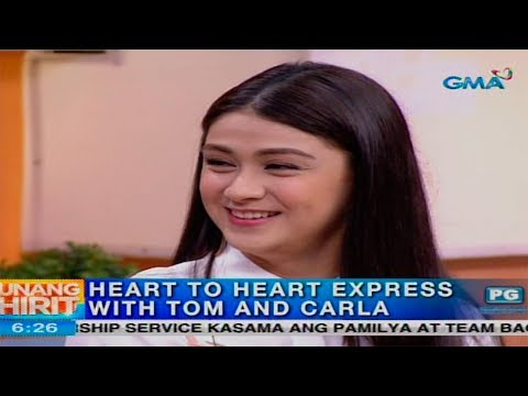 Carla Abellana denies Tom Rodriguez made her gain weight