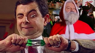 SANTA Beany | Christmas Special | Mr Bean Full Episodes | Mr Bean Official