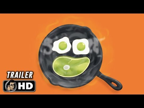 GREEN EGGS AND HAM Official Teaser Trailer (HD) Netflix Dr. Suess Series