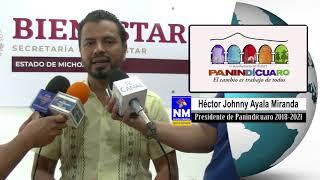 Se tiene que prevenir los siniestros en las parcelas para evitar perdidas: Héctor Johnny Ayala Miran