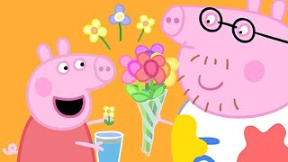 Peppa Pig Full Episodes | International Women's Day Special - Miss Rabbit's Jobs | Kids Videos