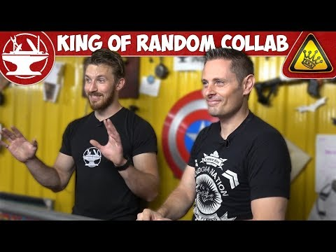 The KING of RANDOM & the Hacksmith!