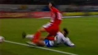 Россия - Уэльс 0:0 стыковой матч Евро 2004 3(3)