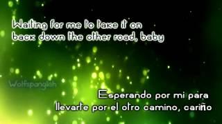 Daughtry - Every time you turn around (Ingles - Español)