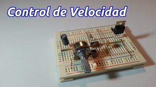 Arduino - motor de 12v con control de velocidad