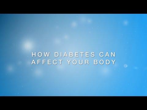 Referenz Diabetiker, der Autor