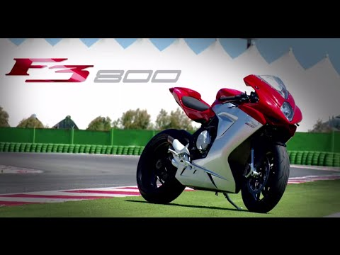 2018 MV Agusta F3 800 EAS ABS in Depew, New York - Video 1