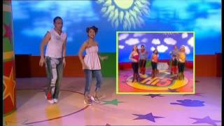 Hi-5 Buried Treasure (Dance Tutorial)
