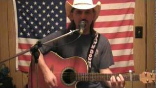 Under The Table{Cover Song}Of Garth Brooks Sang By Shawn Downs