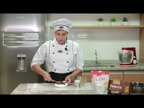 Mix pasta de chocolate Artigos para Festa Sorocaba