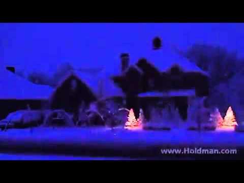 Weihnachtsbeleuchtung extrem