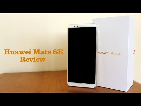 Huawei Mate SE Review: Budget Smartphone King of 2018?
