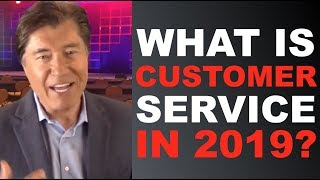 WHAT IS CUSTOMER SERVICE In 2019 | Ross Shafer | Change Keynote Speaker