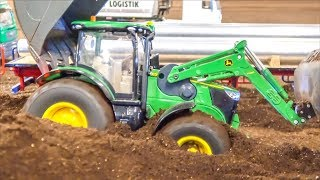 Stunning Modified Tractors! Trucks! Big Action In 1/32 Scale!