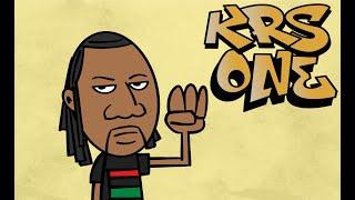 RBG| KRS One| Ah Yeah (Uncensored) [ HQ ] + Lyrics!