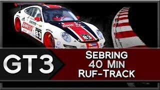 GT3 @ Sebring | iRacing | Grip TV