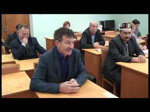 Состоялся прием граждан и.о. министра образования Республики Башкортостан Хажиным А.В.