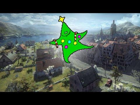 [WOT!ЭТО]МОМЕНТЫ - Прыгающая Ёлка!
