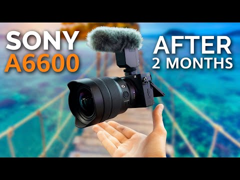 External Review Video hRpeSUstdqE for Sony A6600 (ILCE-6600) APS-C Mirrorless Camera