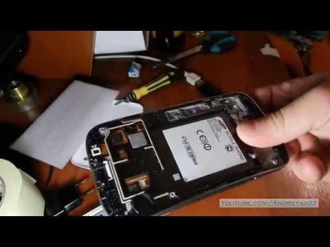 Замена модуля экрана Samsung I9300 Galaxy S III GT-I9300 своими руками