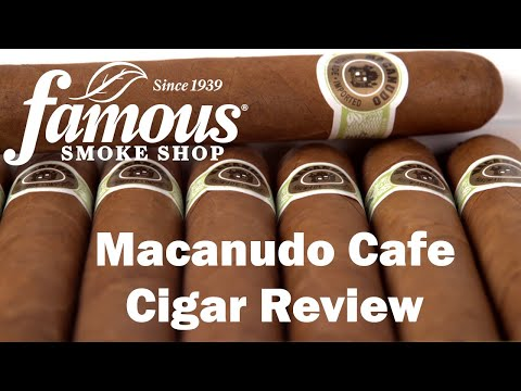 Macanudo Cafe video