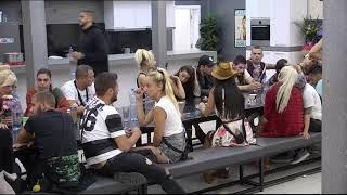 Zadruga 2 - Luna i Marko se svađaju zbog Miljane sigurni da kamera nije snimila - 23.05.2019.