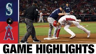 Mariners vs. Angels Game Highlights (9/24/21) | MLB Highlights