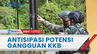 Ribuan Aparat TNI-Polri Didatangkan untuk Antisipasi Potensi Gangguan Keamanan PON XX Papua dari KKB