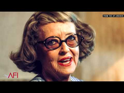 Bette Davis Tells A Story About Running Into Tallulah Bankhead