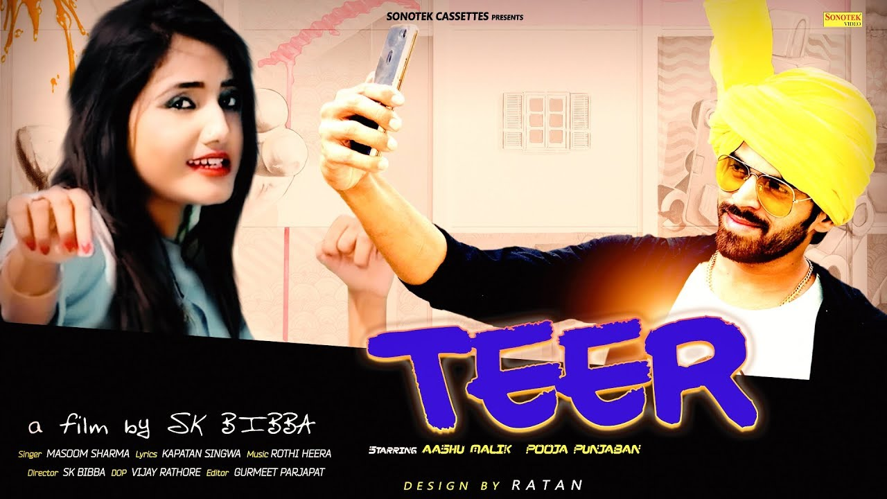 Teer   Masoom Sharma   Aashu Malik  Pooja Punjaban   Latest Haryanvi Songs Haryanavi 2018   2019 Video,Mp3 Free Download
